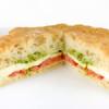 Caprese Pesto Sandwich