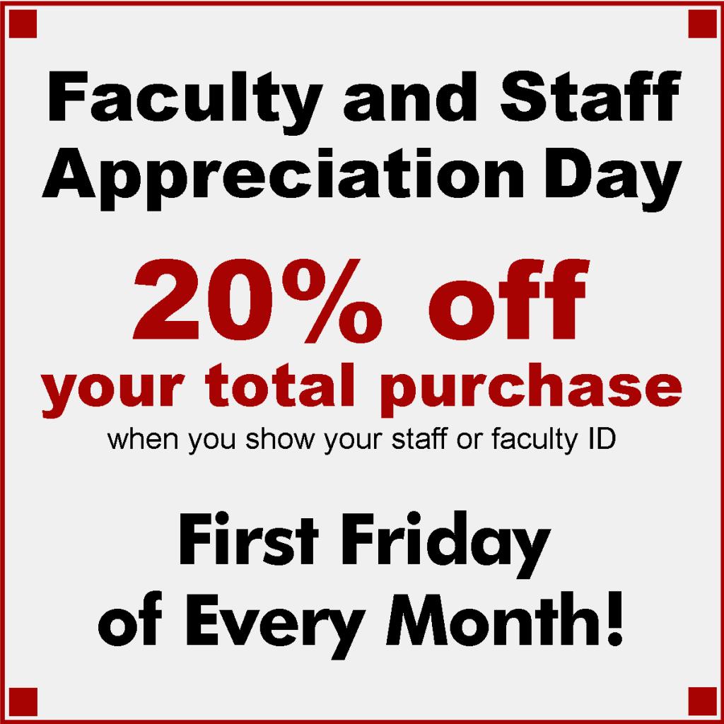 Port Staff Faculty Appreciation